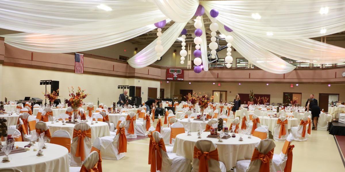 The Catholic Community of St. John & Blessed Sacrament wedding Detroit