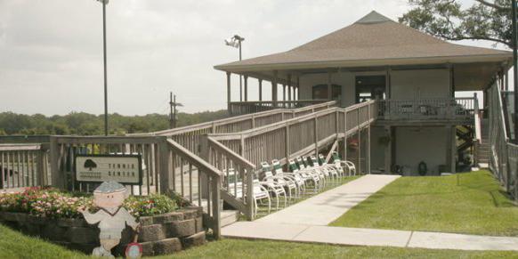 Oakbourne Country Club wedding Acadiana