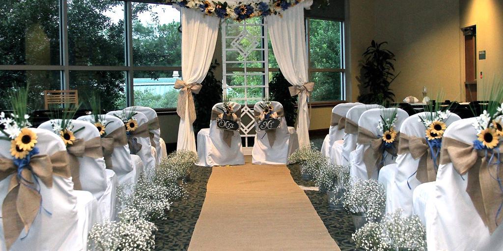 University of West Florida wedding Northwest Florida