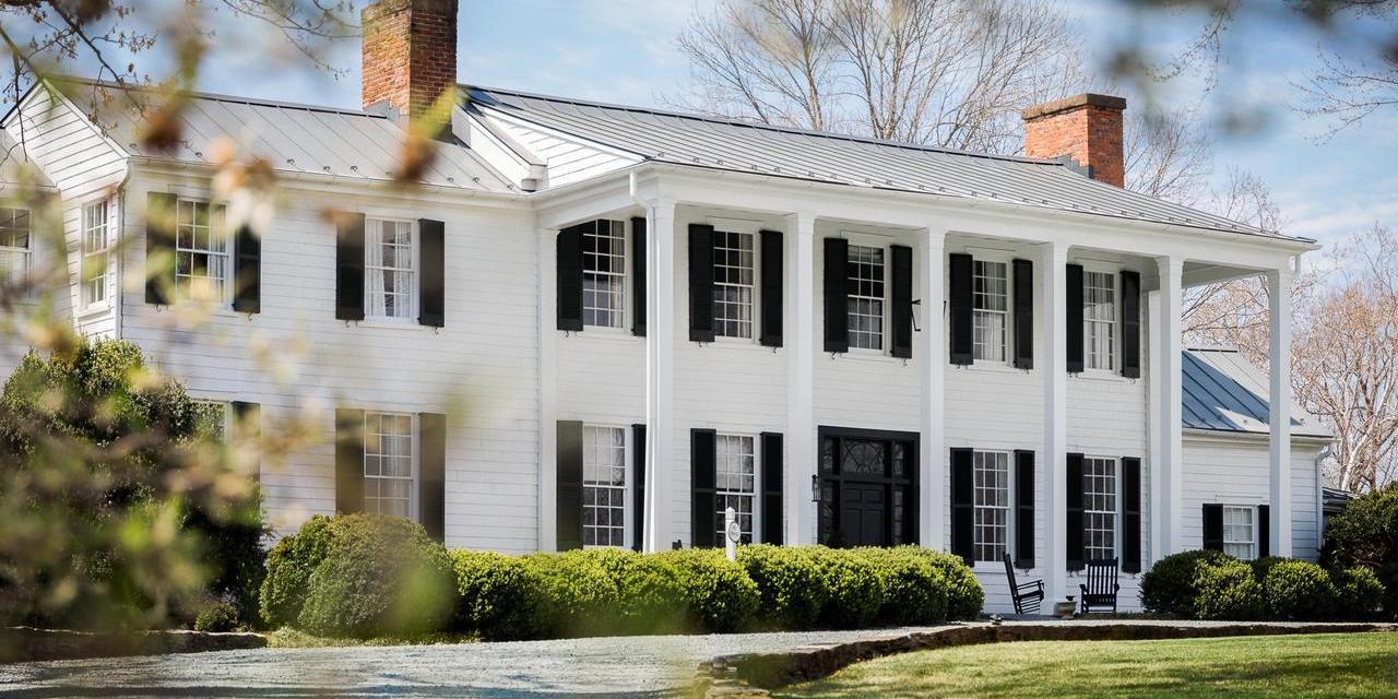 The Clifton wedding Charlottesville