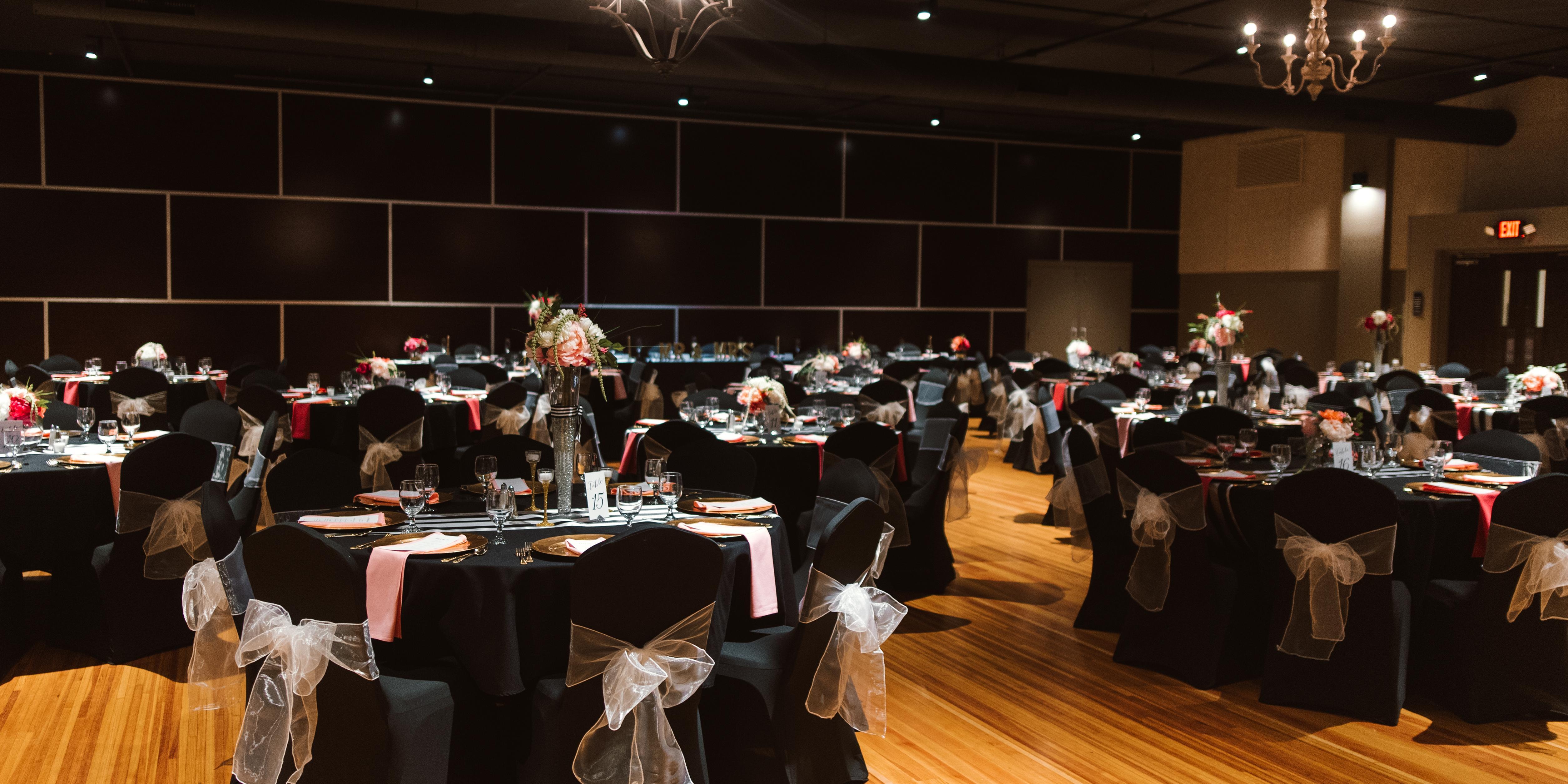 The Cadillac Room wedding Lansing