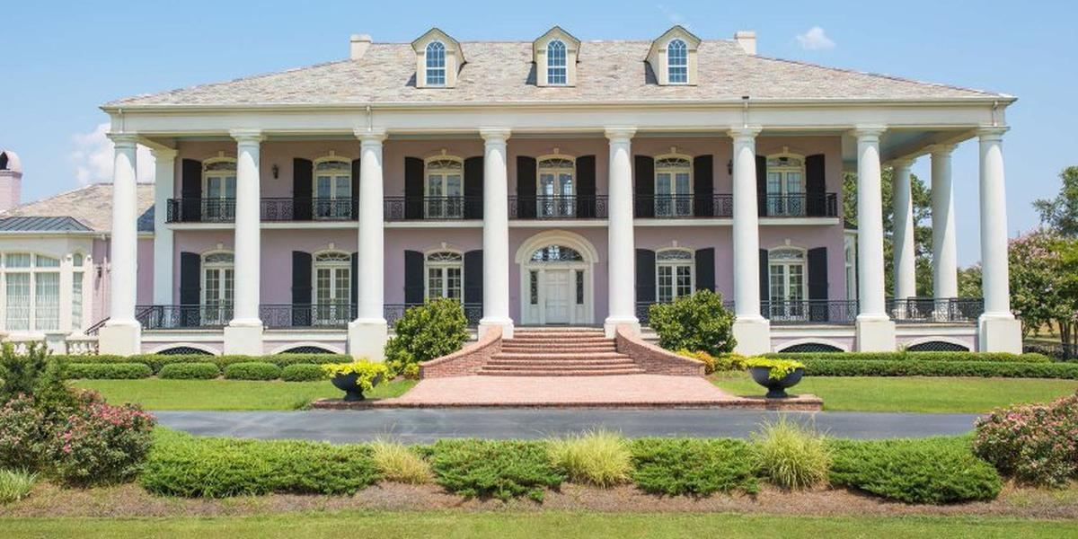 The Mansion At Red Hill wedding Northern Louisiana
