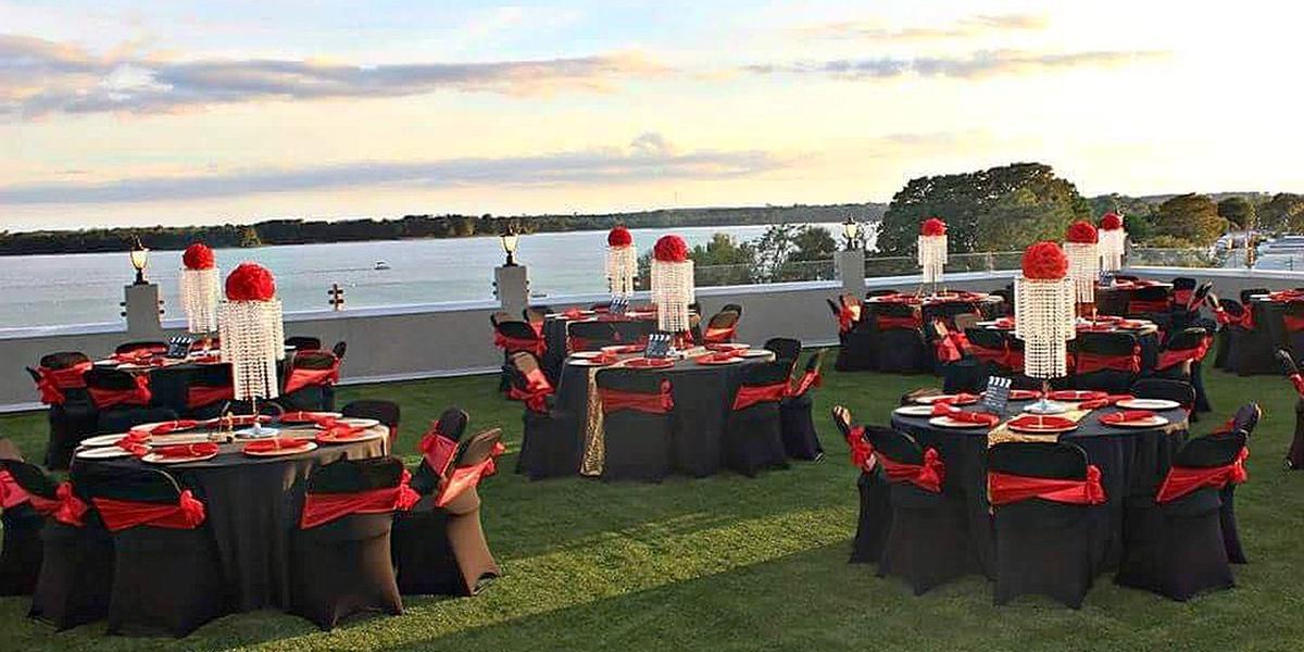 The Key West Resort on Lake Dora wedding Orlando