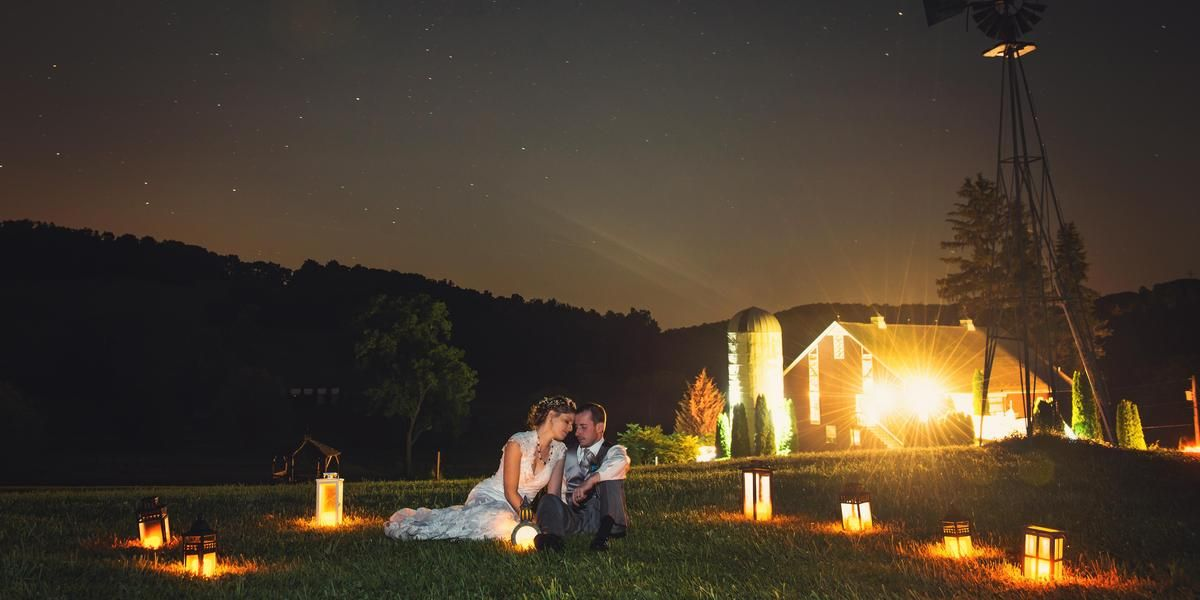 Ostertag Vistas wedding Frederick