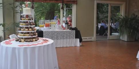 Lakewold Gardens wedding Tacoma