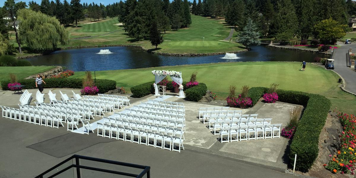 Meridian Valley Country Club wedding Seattle