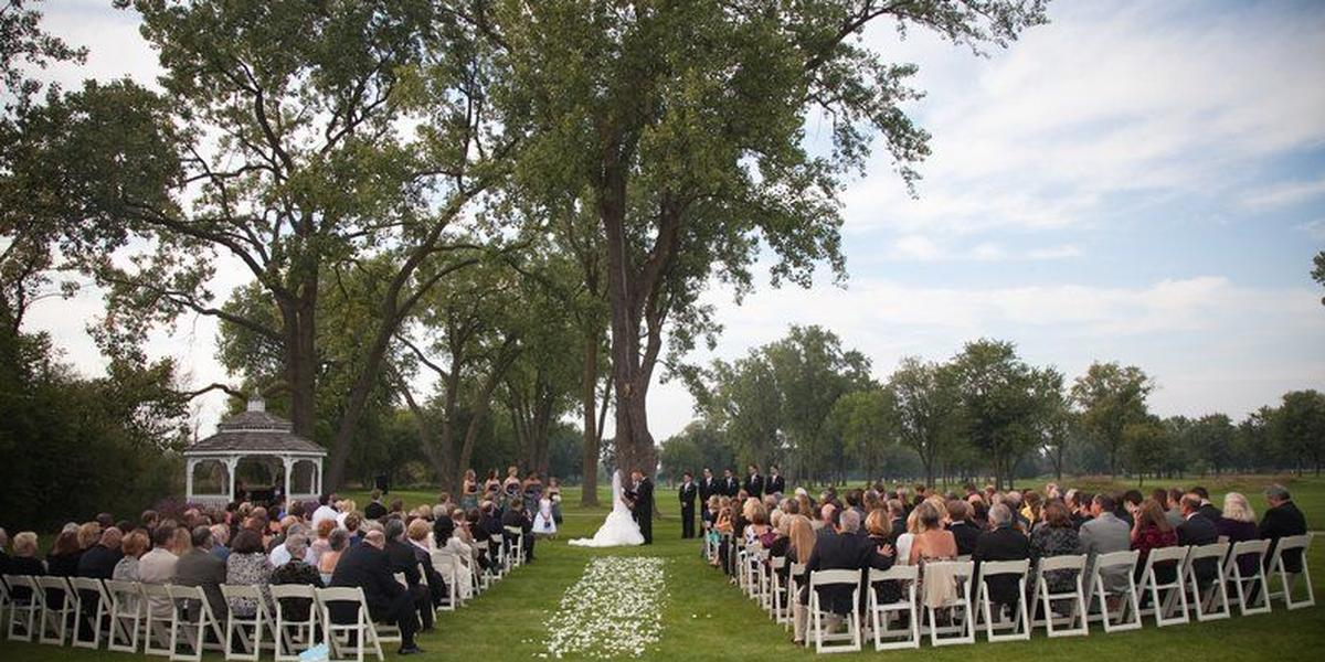 Highland Park Country Club wedding Chicago