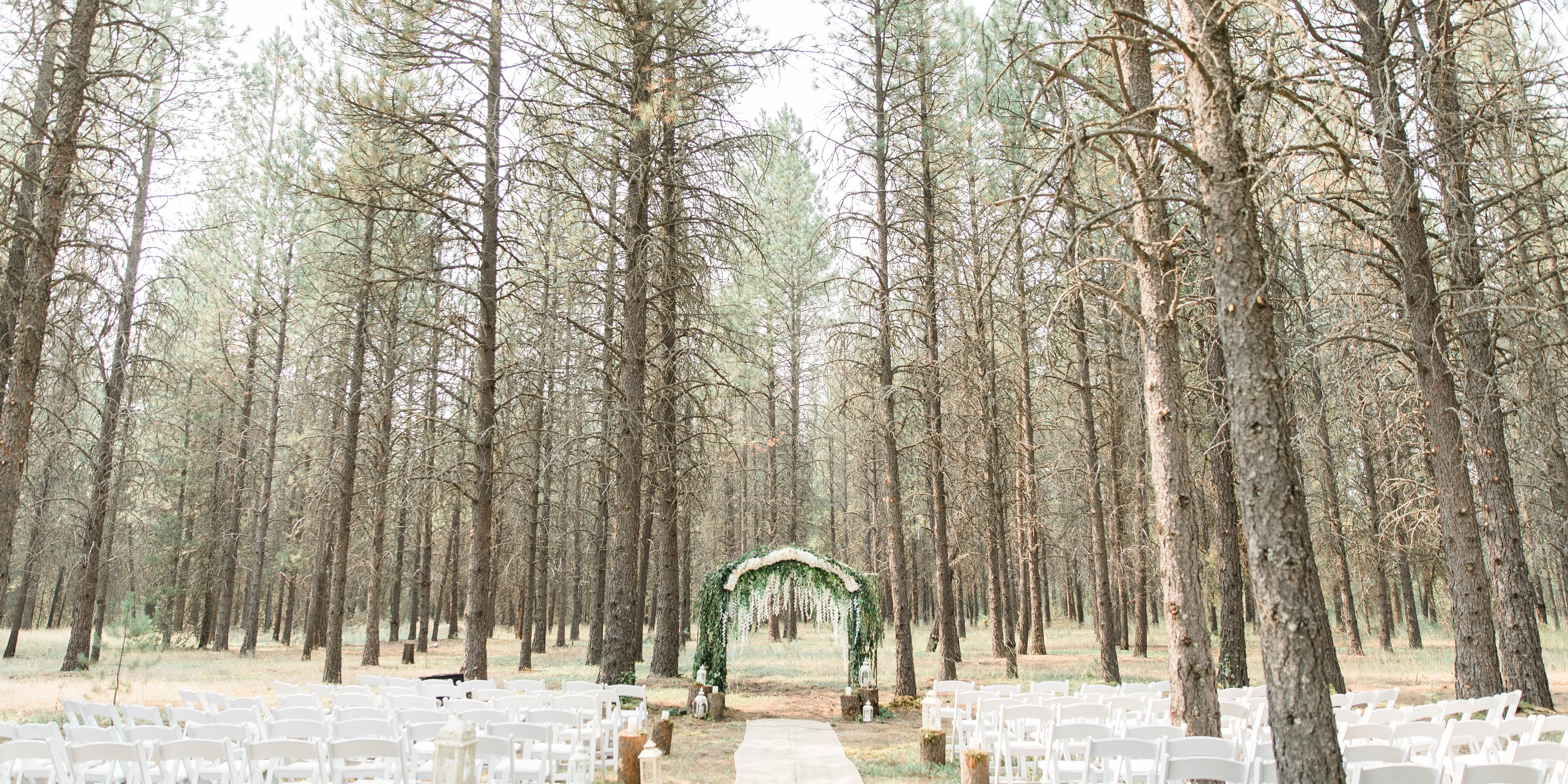 Foxwood House wedding Spokane