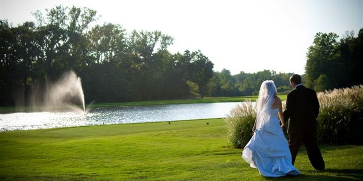 Quail Crossing Golf Club wedding Southern Indiana
