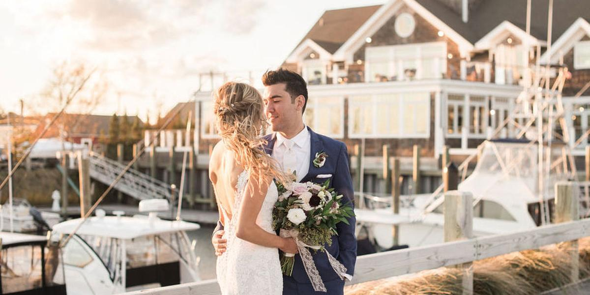 Peconic Bay Yacht Club wedding Long Island