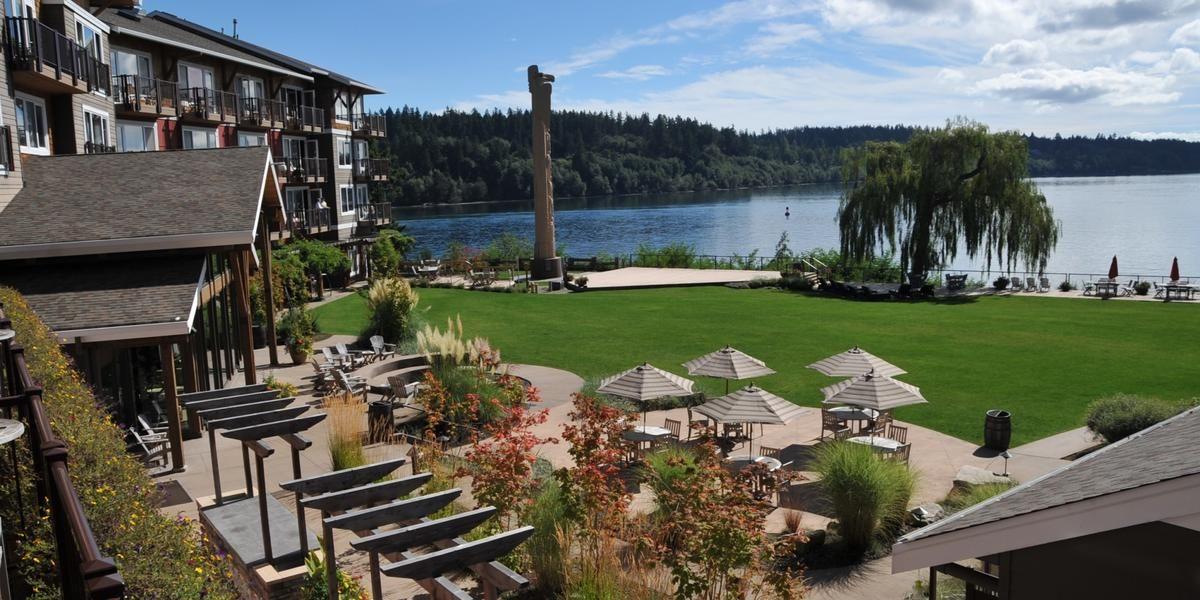 Clearwater Casino Resort wedding Seattle
