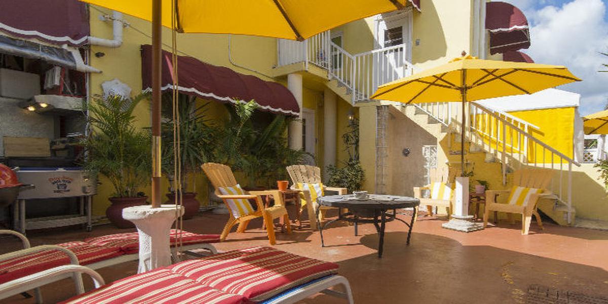 Villa Sinclair Beach Suites & Spa wedding Miami