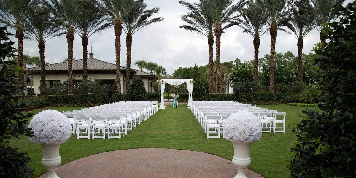Crosswater Hall wedding Central Florida Beaches/Coast