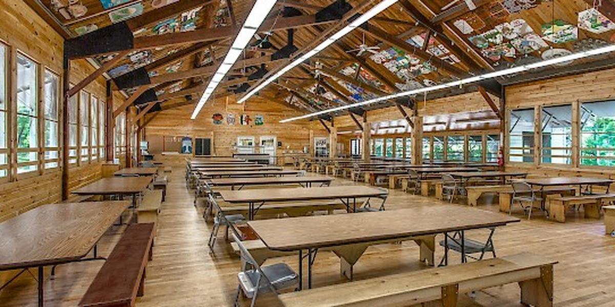 Camp Laurelwood wedding New Haven