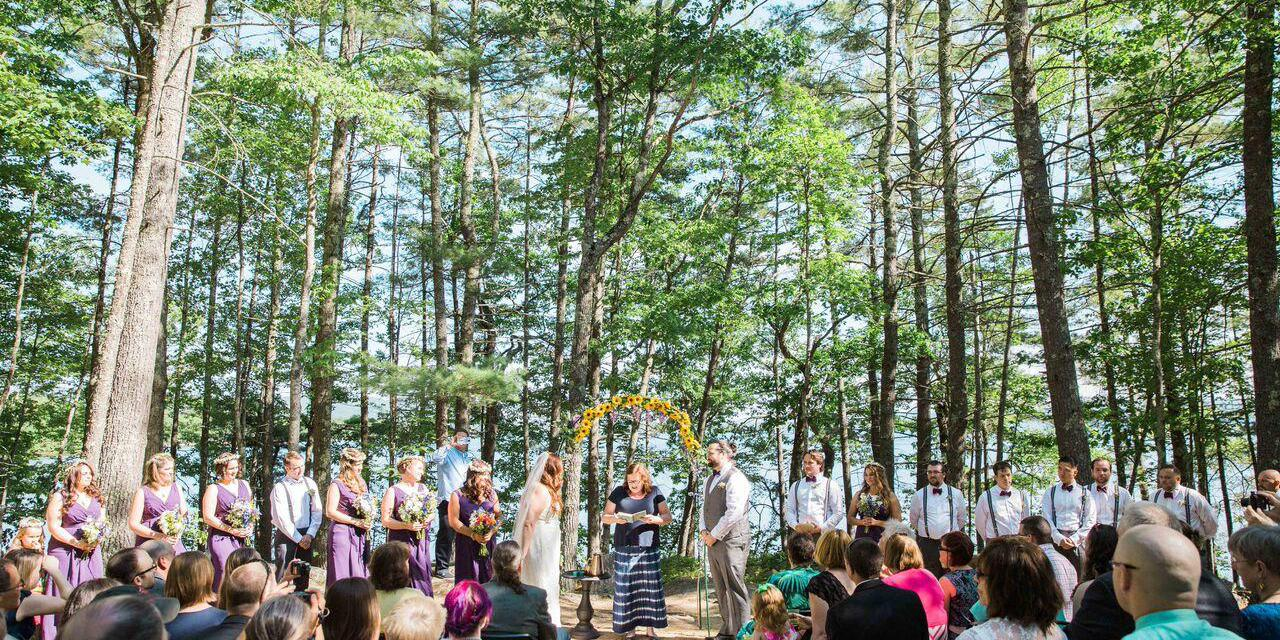 White Mountain Wedding wedding New Hampshire