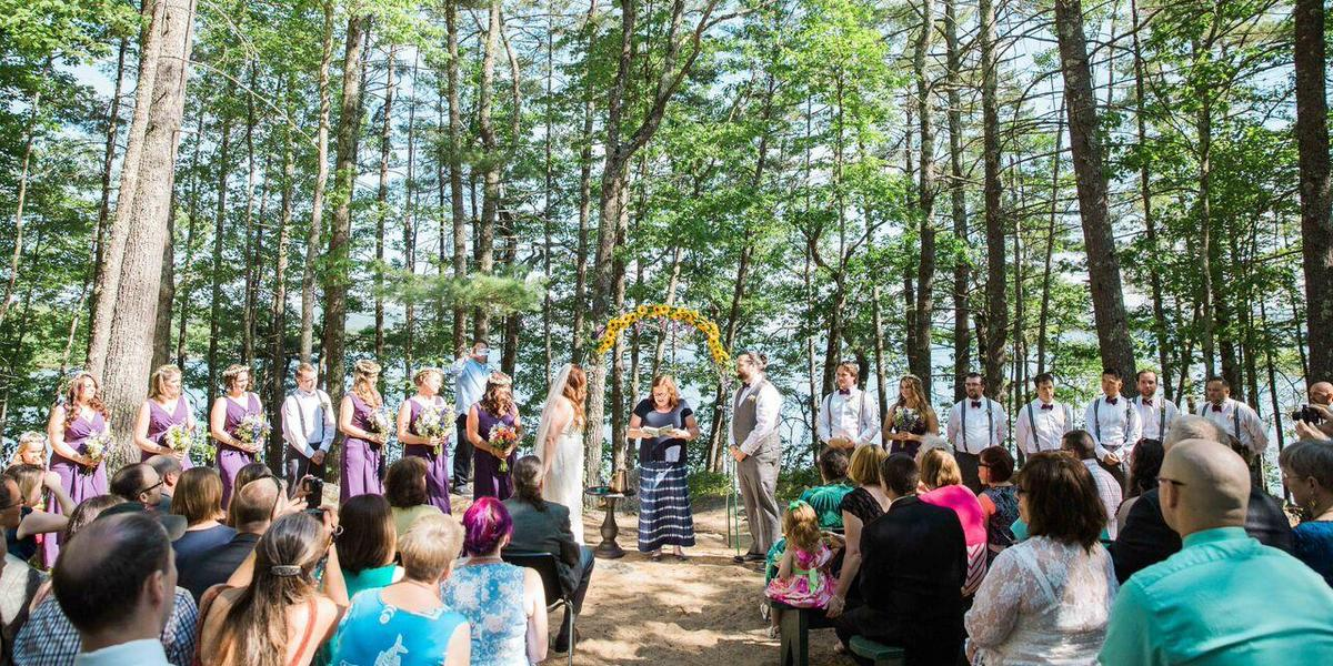 White Mountain Wedding wedding New Hampshire