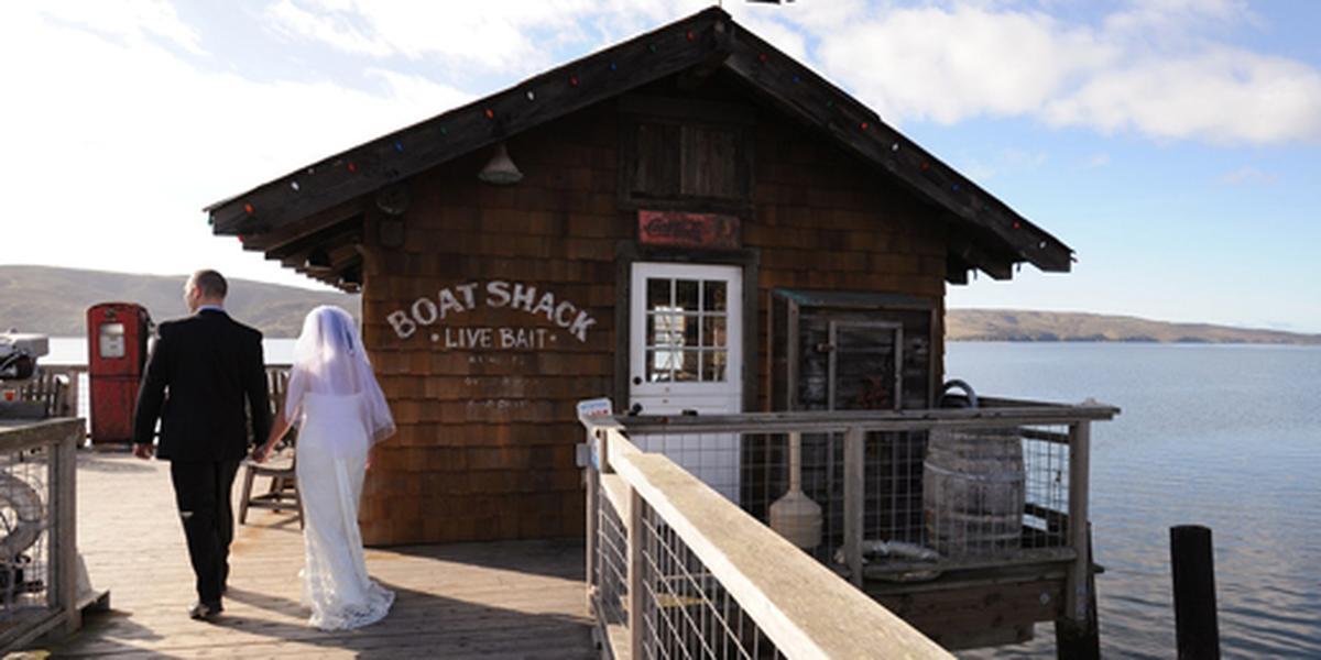 Nick's Cove wedding Napa/Sonoma