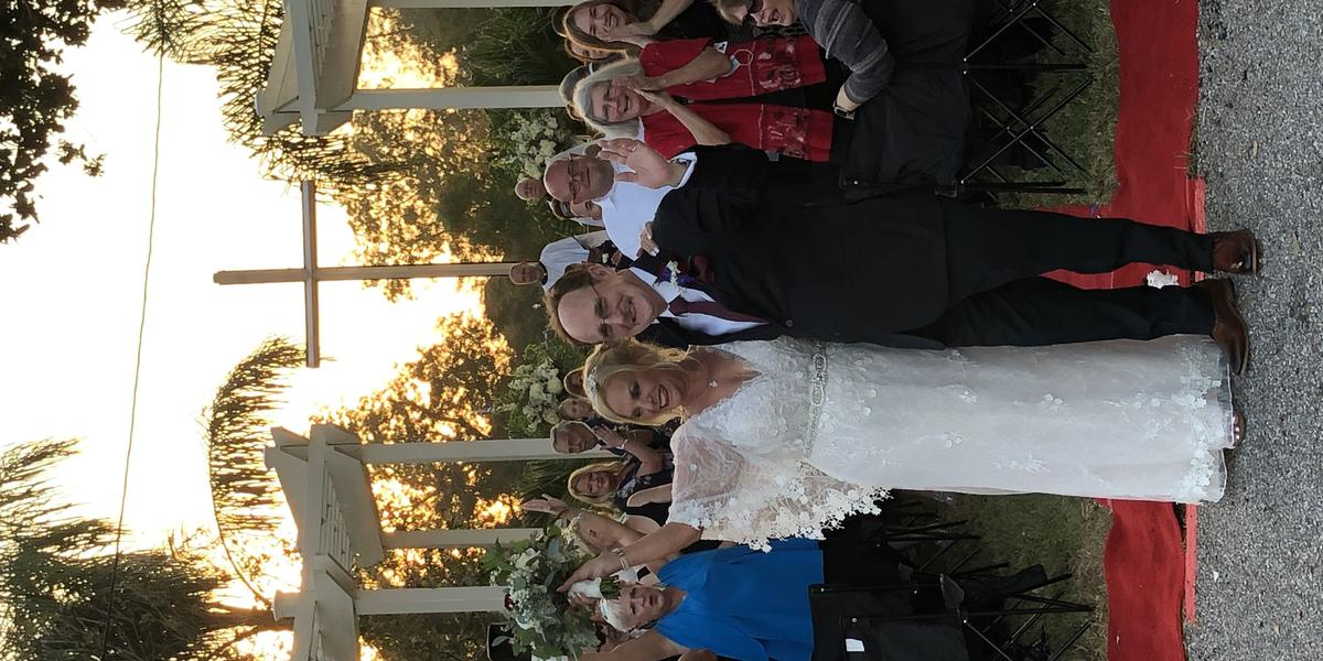 River Rendezview wedding Houston