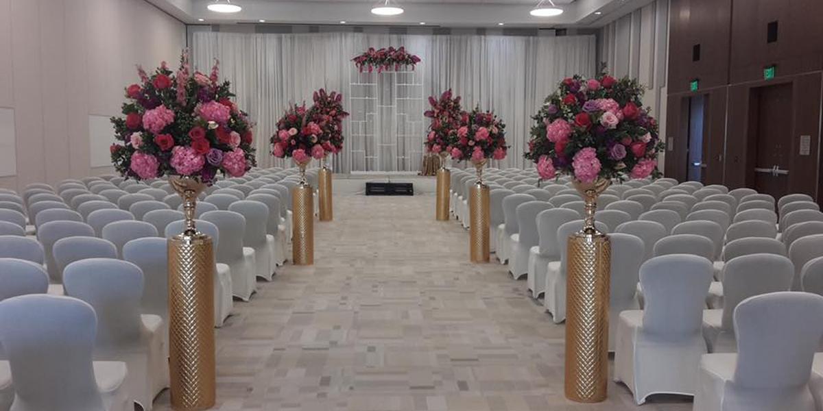 The Dow Academic Center at Brazosport College wedding Houston