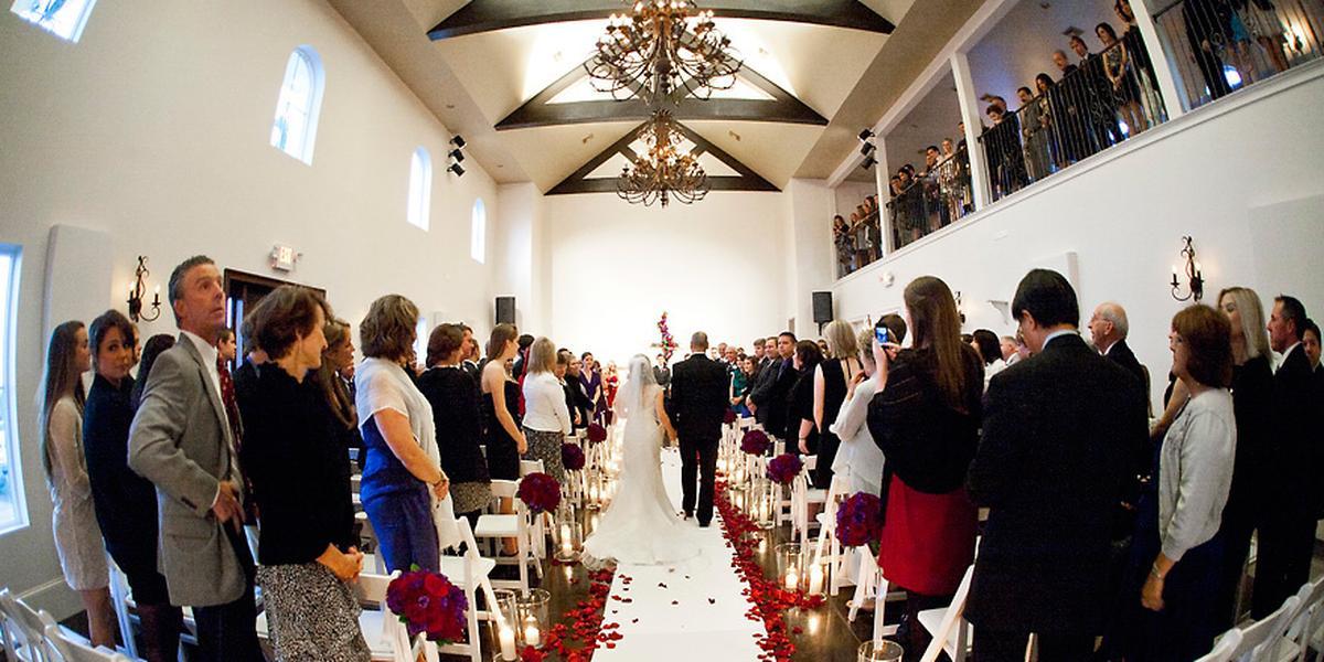 The Celebration Hall wedding Northwest Florida
