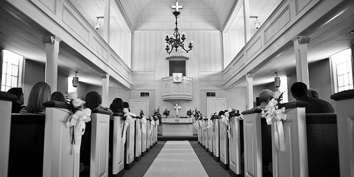 St. John United Church Of Christ wedding Chicago
