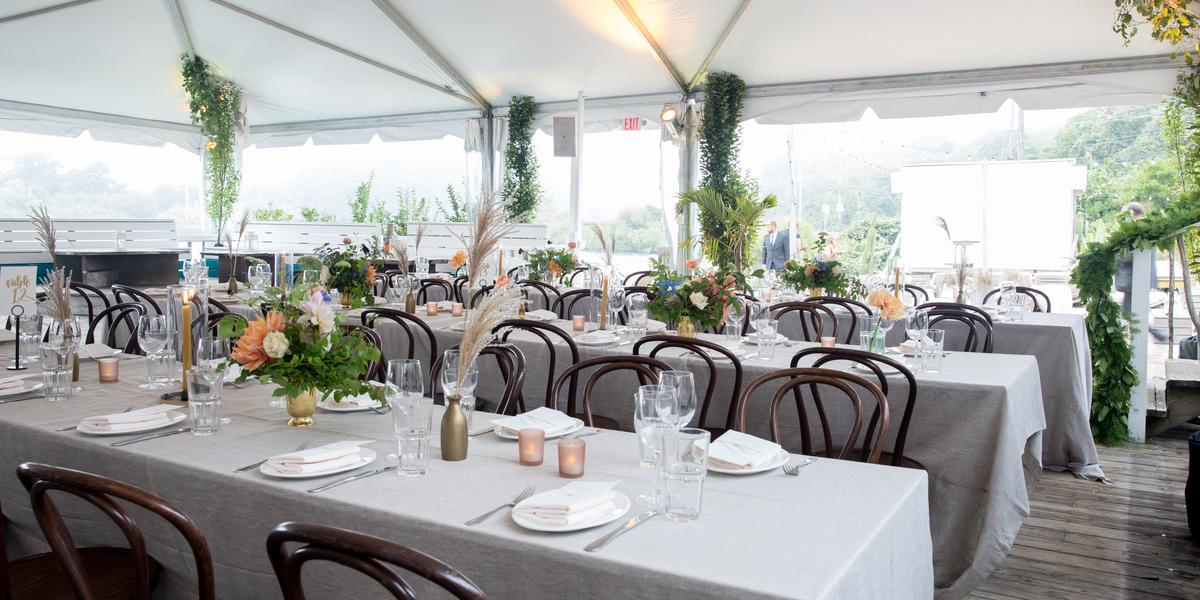 The Surf Lodge wedding Hamptons