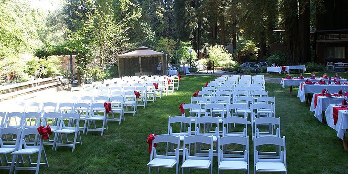 Fern River Resort wedding Monterey/Carmel Valley