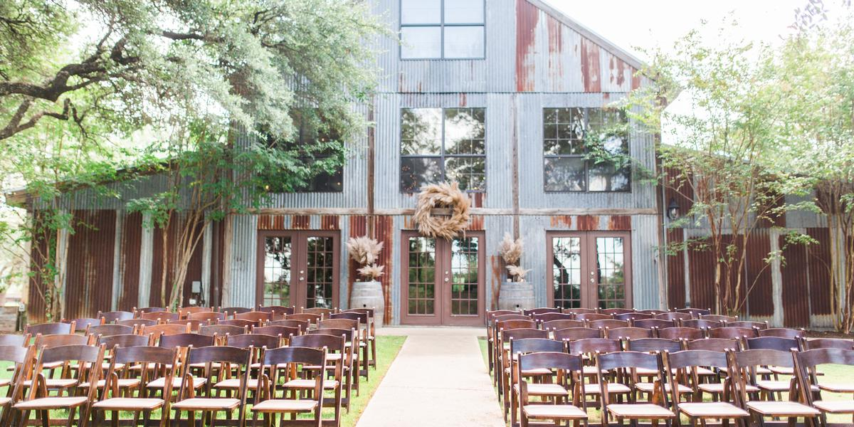 Vista West Ranch wedding Hill Country