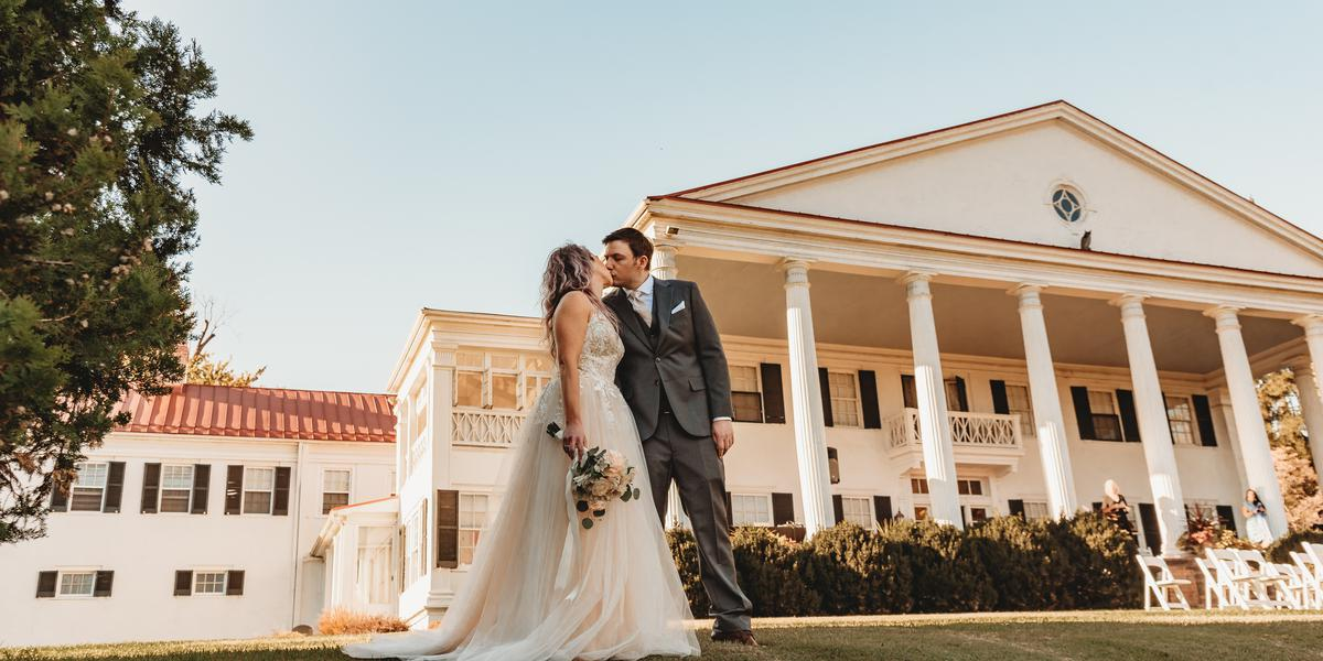 Historic Rosemont wedding Northern Virginia