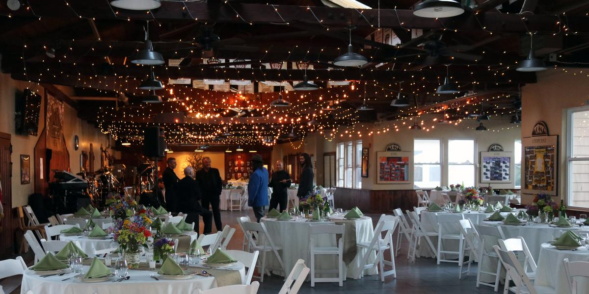 Camp Jewell YMCA wedding Litchfield