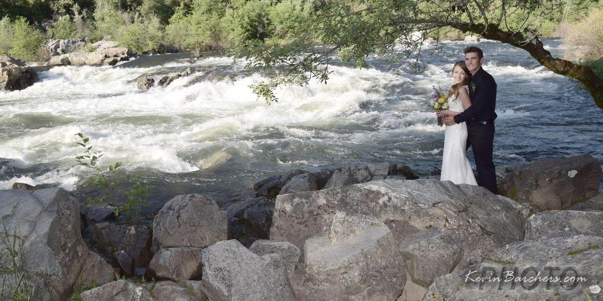 American River Resort wedding Sacramento