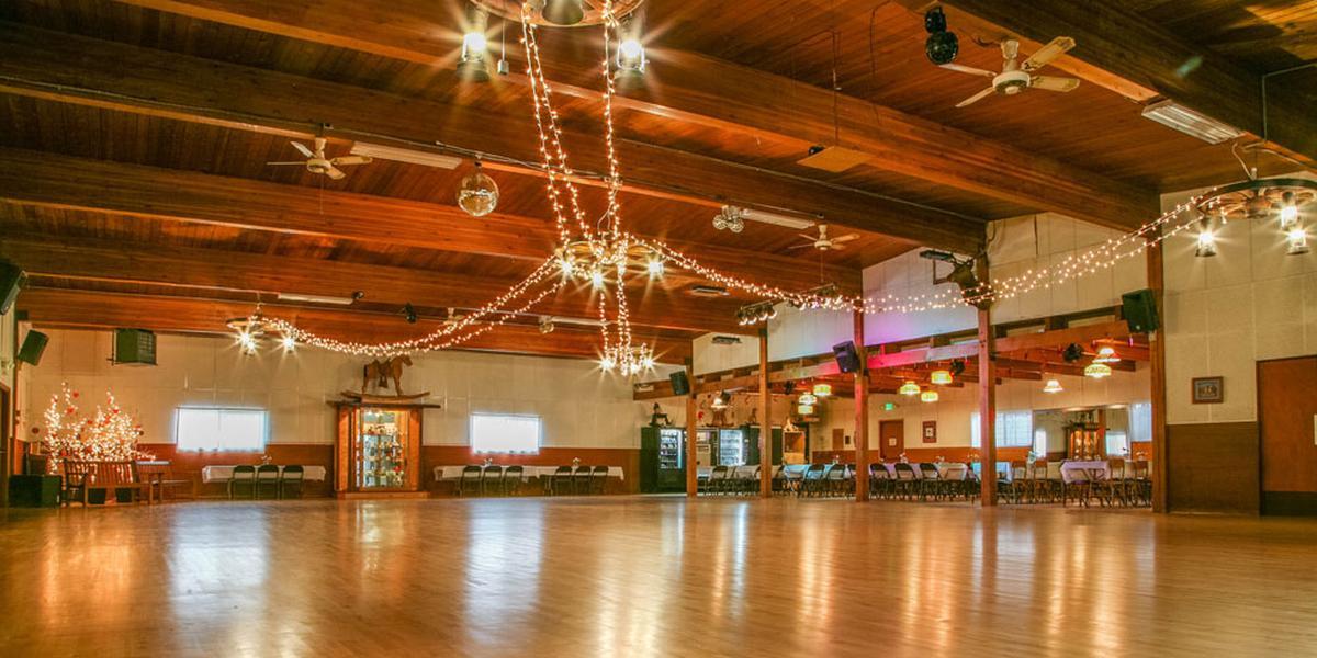 Rockin' Horse Dance Barn wedding Seattle