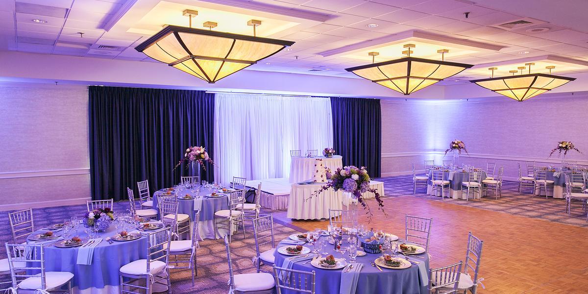 DoubleTree by Hilton Hotel Boston Westborough wedding Boston