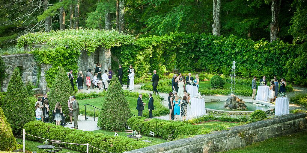 The Mount, Edith Wharton's Home wedding Western Massachusetts