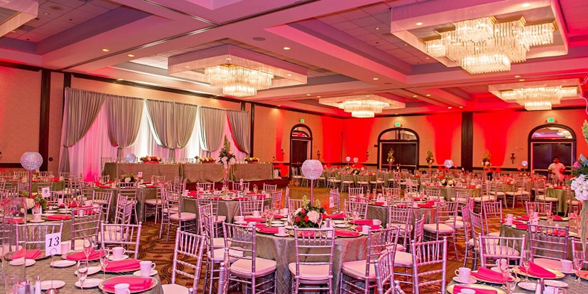 DoubleTree by Hilton, Modesto wedding Central Valley