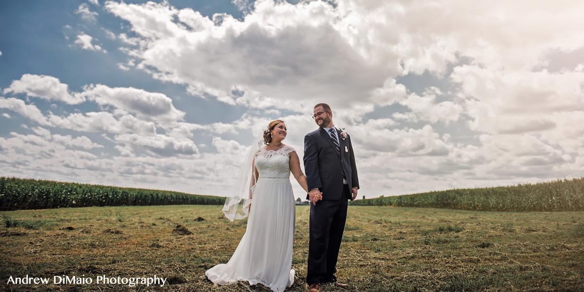 Scenic Village At Harvest Drive wedding Philadelphia