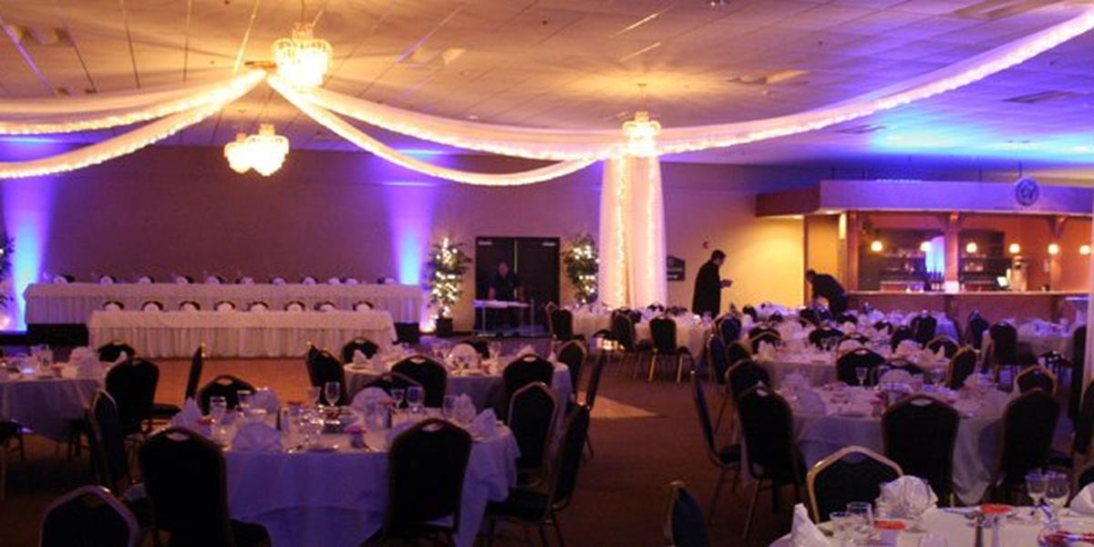 Chautauqua Suites, Meeting & Expo Center wedding Western New York