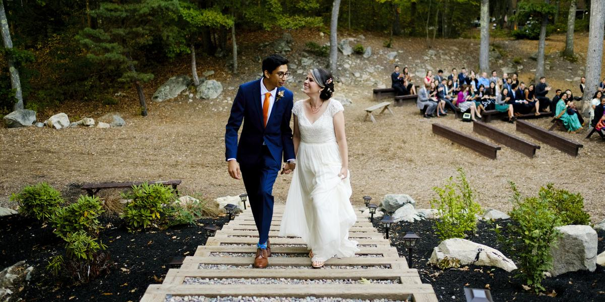 Hale Reservation wedding Boston