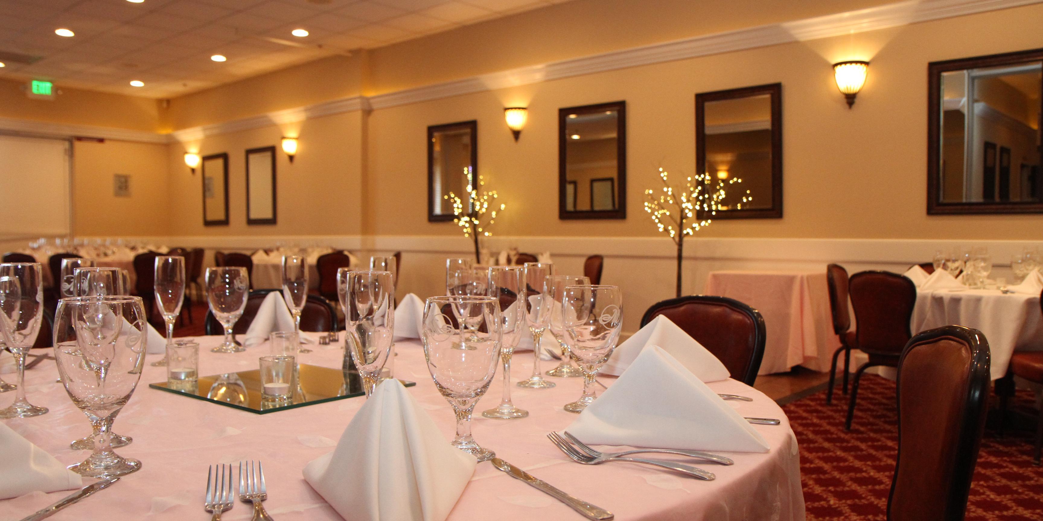 Massimo's Restaurant wedding East Bay