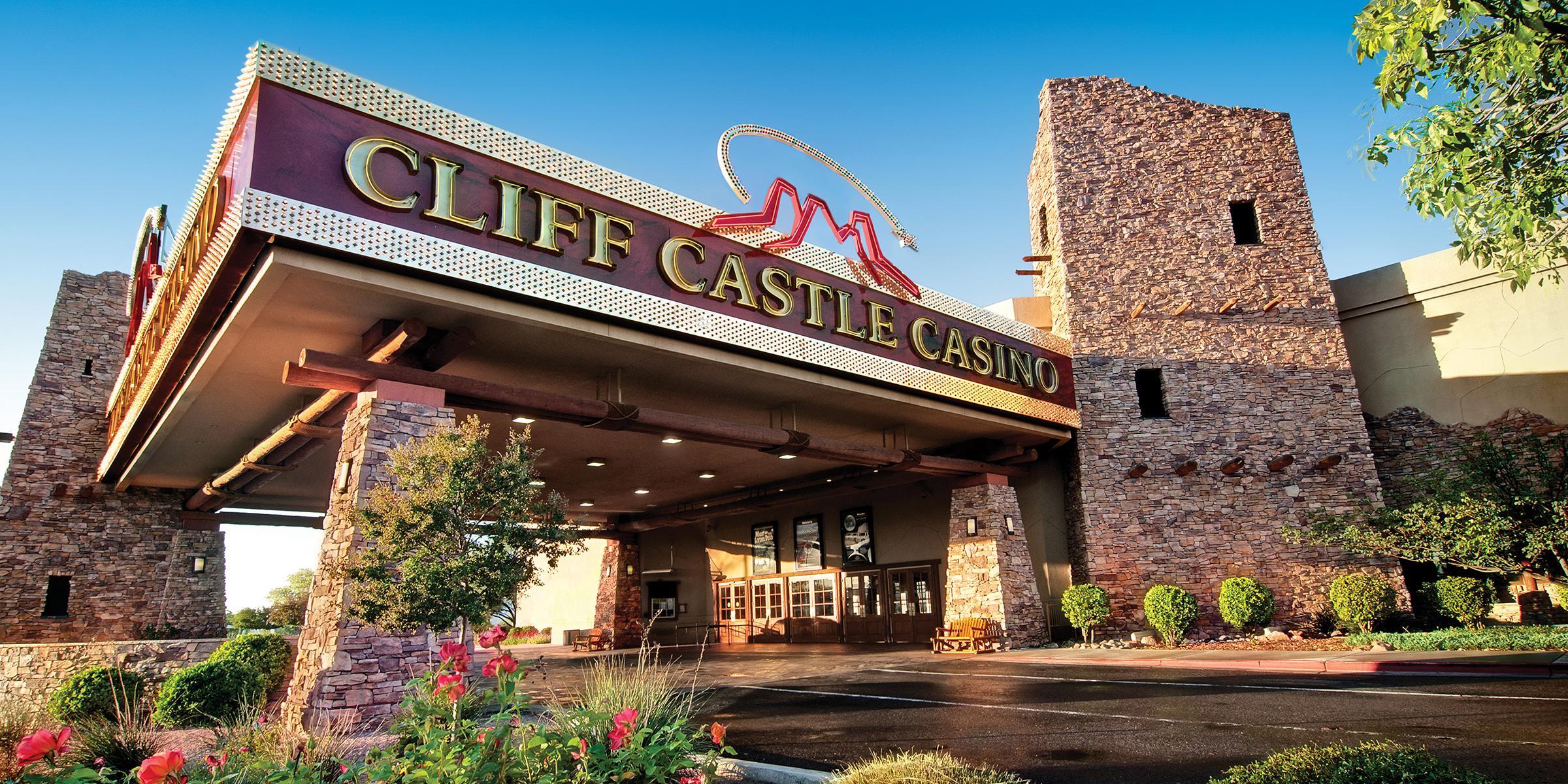 Cliff Castle Casino Hotel wedding Sedona/Flagstaff