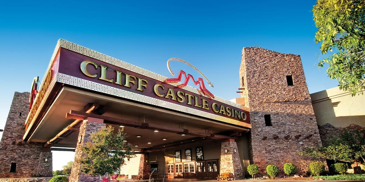 Cliff Castle Casino Hotel wedding Sedona/Flagstaff