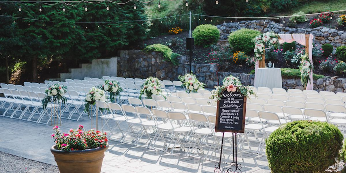 Milton Ridge wedding Baltimore