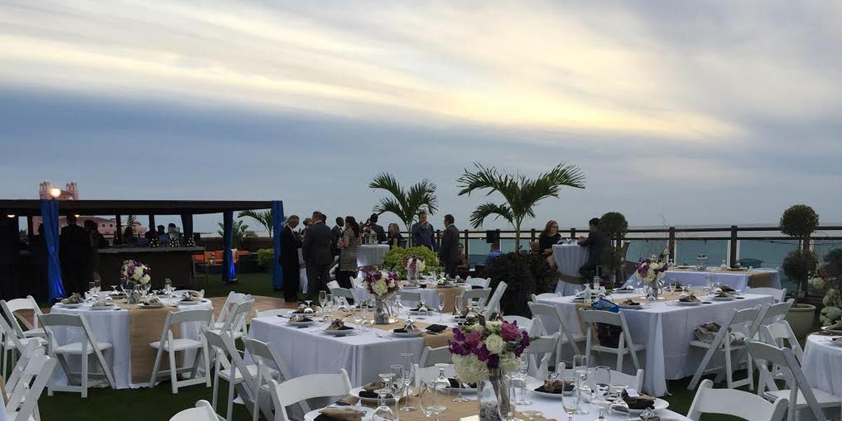 The Hotel Zamora wedding Tampa