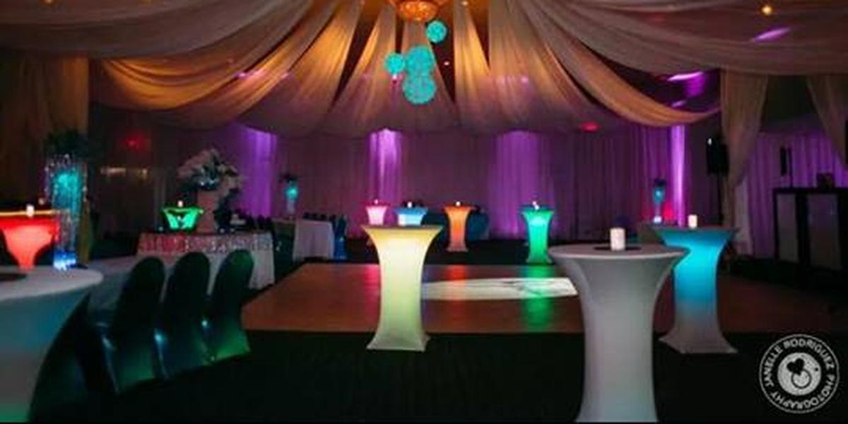 Valentino's Banquet Hall wedding Western Adirondacks/Eastern Lake Ontario