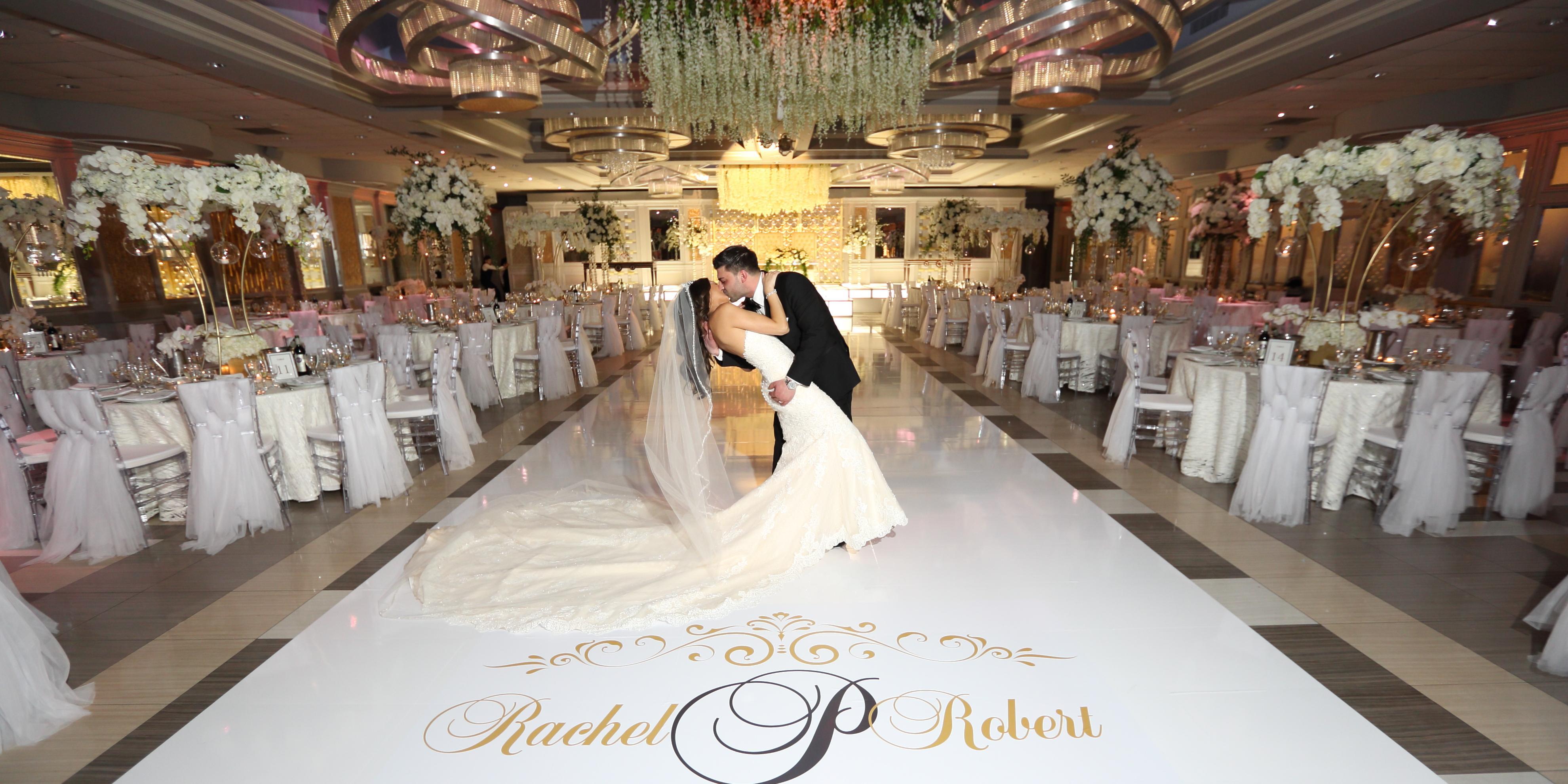 Russo's On The Bay wedding Manhattan